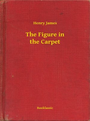 cover image of The Figure in the Carpet
