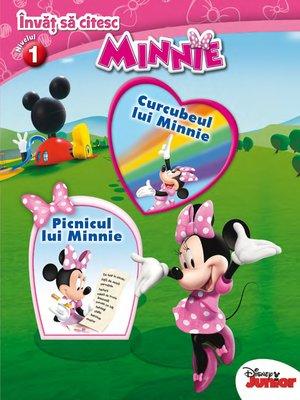 cover image of Învăț să citesc. Nivelul 1.  MINNIE