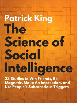 cover image of The Science of Social Intelligence