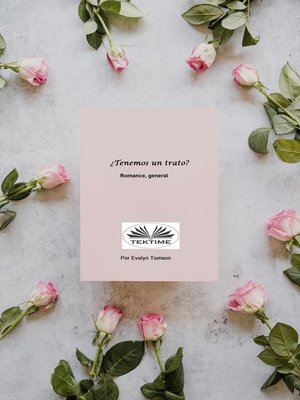 cover image of ¿Tenemos Un Trato?