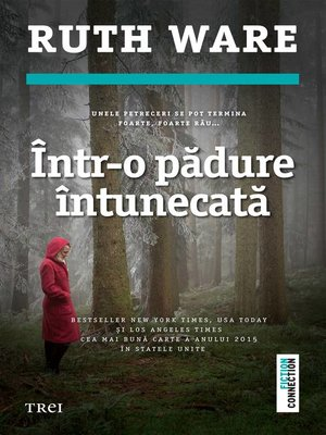 cover image of Într-o pădure întunecată