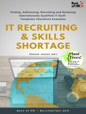 cover image of IT Recruiting & Skills Shortage