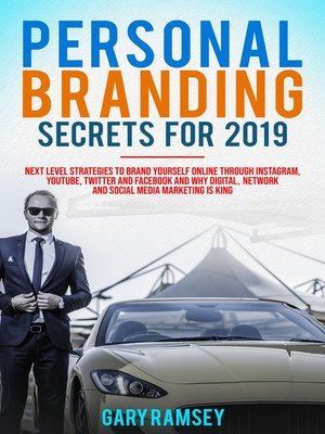 cover image of Personal Branding Secrets For 2019
