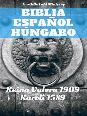 cover image of Biblia Español Húngaro