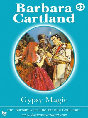 cover image of Gypsy Magic