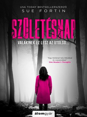 cover image of Születésnap