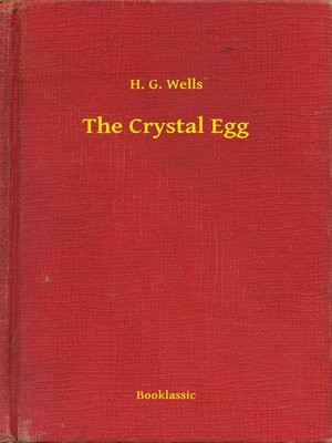 cover image of The Crystal Egg
