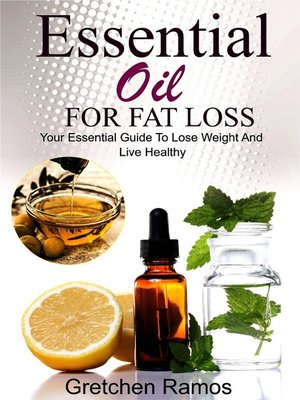 cover image of Essential Oils For Fat Loss
