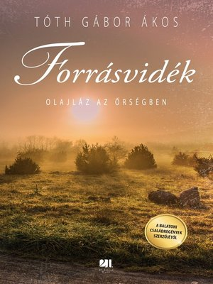 cover image of Forrásvidék