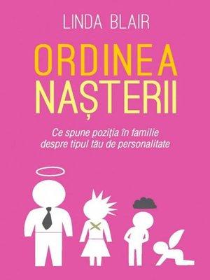cover image of Ordinea nașterii