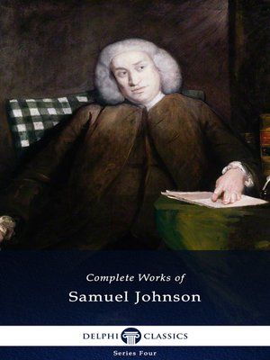 cover image of Delphi Complete Works of Samuel Johnson