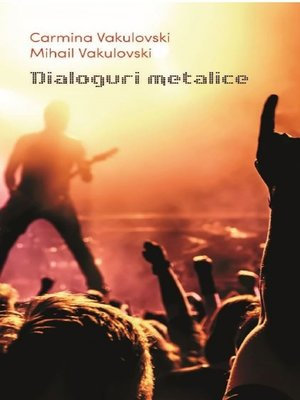 cover image of Dialoguri Metalice