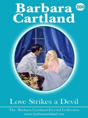 cover image of Love Strikes a Devil