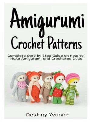 cover image of Amigurumi Crochet Patterns