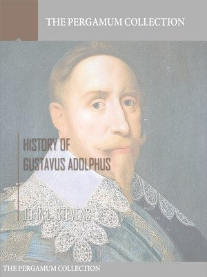 cover image of History of Gustavus Adolphus