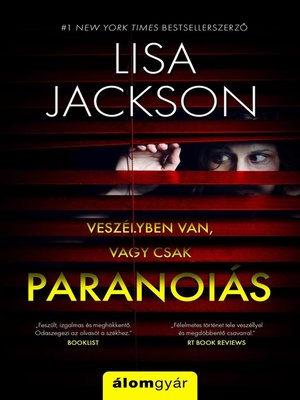 cover image of Paranoiás