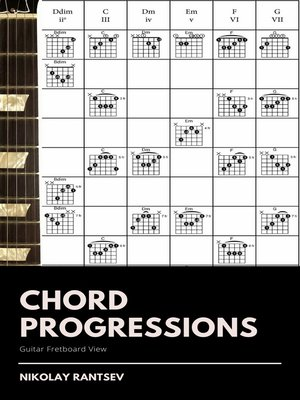cover image of Chord Progressions