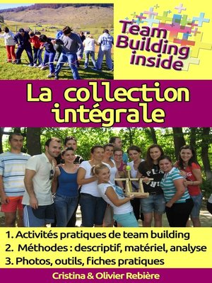 cover image of Team Building inside: la collection intégrale