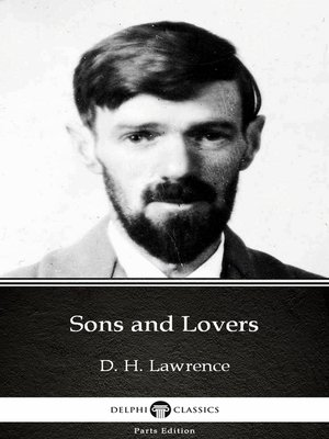 cover image of Sons and Lovers by D. H. Lawrence