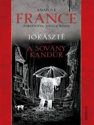 cover image of A sovány kandúr