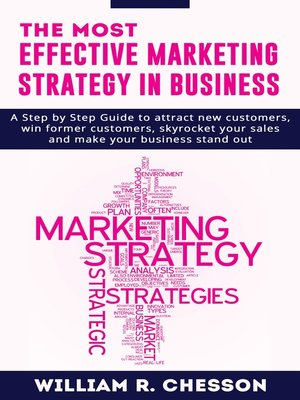 cover image of The most Effective Marketing Strategy in Business