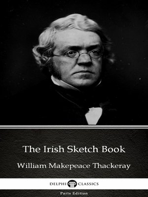 cover image of The Irish Sketch Book by William Makepeace Thackeray