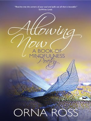 cover image of Allowing Now