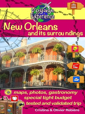 cover image of New Orleans and its surroundings