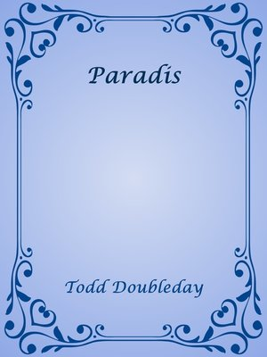 cover image of Paradis