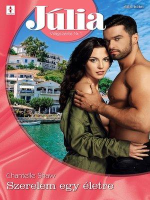 cover image of Szerelem egy életre