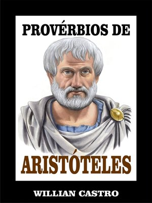 cover image of Provérbios de Aristóteles