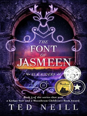 cover image of The Font of Jasmeen