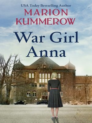cover image of War Girl Anna