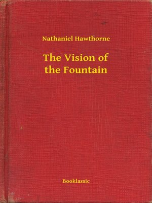 cover image of The Vision of the Fountain
