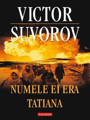 cover image of Numele ei era Tatiana