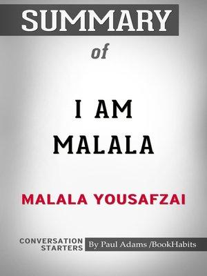 cover image of Summary of I Am Malala