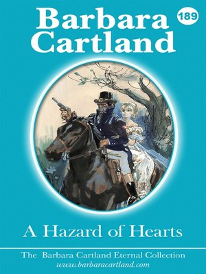 cover image of A Hazard of Hearts