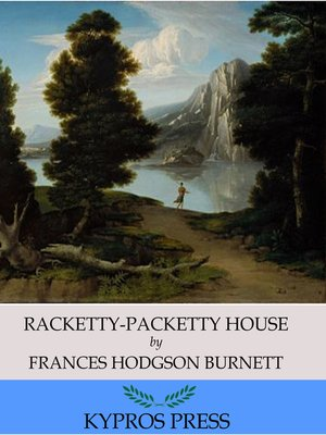 cover image of Racketty-Packetty House
