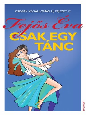 cover image of Csak egy tánc