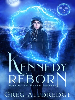 cover image of Kennedy Reborn