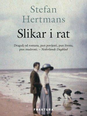 cover image of Slikar i rat