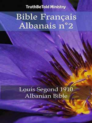 cover image of Bible Français Albanais n°2