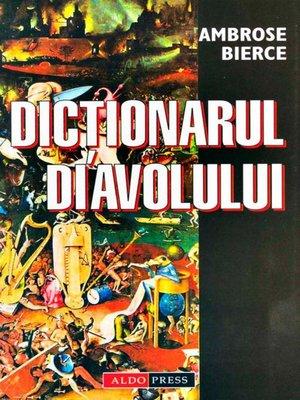 cover image of Dicționarul Diavolului