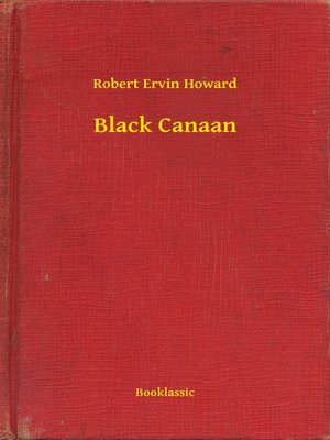 cover image of Black Canaan