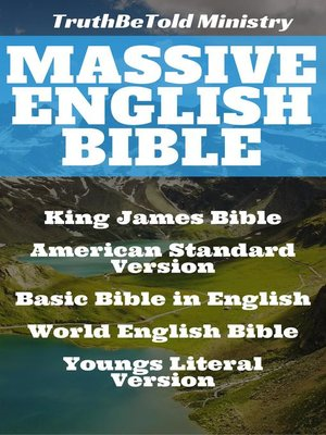 cover image of Massive English Bible