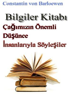 cover image of Bilgiler Kitabı