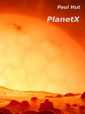 cover image of PlanetX
