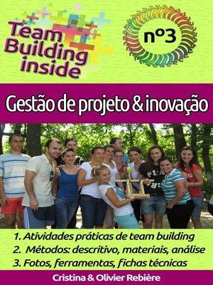 cover image of Team Building inside n°3 - gestão de projeto & inovação