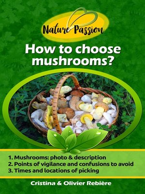 cover image of How to Choose Mushrooms?