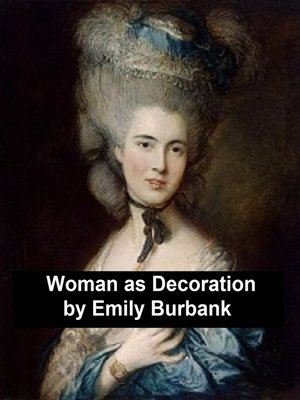 cover image of Woman as Decoration